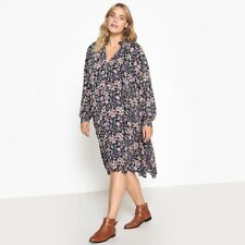 Castaluna Womens Boho Floral Print Dress