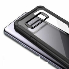 Luxury Shockproof Rugged Bumper Clear Case Cover for Samsung Galaxy S8 S9 Plus