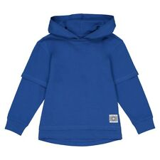 La Redoute Collections Boy Hooded Tshirt, 312 Years