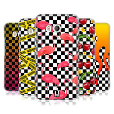 HEAD CASE DESIGNS CHECKERBOARD PATTERNS HARD BACK CASE FOR HTC PHONES 1