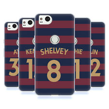 NEWCASTLE UNITED FC 2018/19 PLAYERS AWAY KIT 1 GEL CASE FOR AMAZON ASUS ONEPLUS