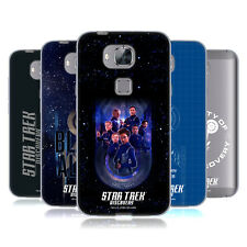 STAR TREK DISCOVERY U.S.S DISCOVERY NCC - 1031 SOFT GEL CASE FOR HUAWEI PHONES 2