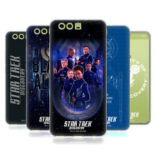 STAR TREK DISCOVERY U.S.S DISCOVERY NCC - 1031 SOFT GEL CASE FOR HUAWEI PHONES