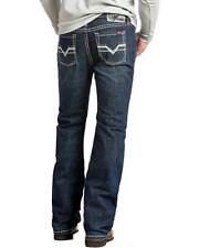 Rock and Roll Cowboy Pistol Regular Fit Flame Resistant Jeans - Boot Cut  Indigo