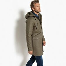 La Redoute Collections Man Midlength Parka With Stylish Zip
