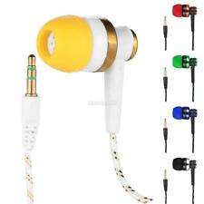 3.5mm Wired In Ear Stereo Cuffie per smartphone SA88