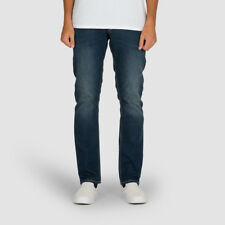 DC Worker Straight Fit Jeans Medium Stone