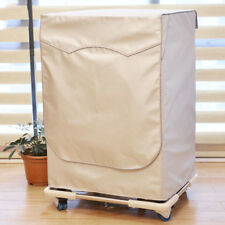 Waterproof  Washing Machine Zippered Dust Top Front Cover Protection Durable