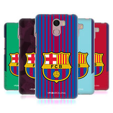 OFFICIAL FC BARCELONA 2017/18 CREST KIT SOFT GEL CASE FOR WILEYFOX PHONES