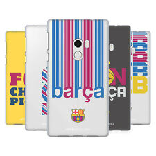 OFFICIAL FC BARCELONA 2017/18 CAMPIONS SOFT GEL CASE FOR XIAOMI PHONES