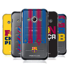 OFFICIAL FC BARCELONA 2017/18 CAMPIONS SOFT GEL CASE FOR SAMSUNG PHONES 4