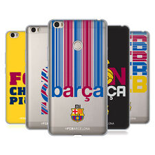 OFFICIAL FC BARCELONA 2017/18 CAMPIONS SOFT GEL CASE FOR XIAOMI PHONES 2