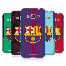 OFFICIAL FC BARCELONA 2017/18 CREST KIT SOFT GEL CASE FOR SAMSUNG PHONES 3