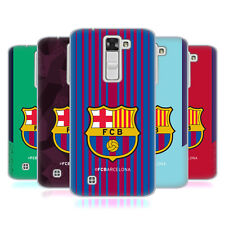OFFICIAL FC BARCELONA 2017/18 CREST KIT SOFT GEL CASE FOR LG PHONES 2