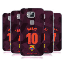 OFFICIAL FC BARCELONA 2017/18 PLAYERS THIRD KIT 1 GEL CASE FOR HUAWEI PHONES 2