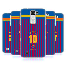 OFFICIAL FC BARCELONA 2017/18 PLAYERS HOME KIT GROUP 1 GEL CASE FOR LG PHONES 2