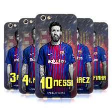 OFFICIAL FC BARCELONA 2017/18 FIRST TEAM GROUP 1 SOFT GEL CASE FOR OPPO PHONES