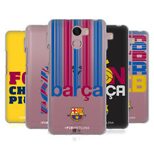 OFFICIAL FC BARCELONA 2017/18 CAMPIONS SOFT GEL CASE FOR WILEYFOX PHONES
