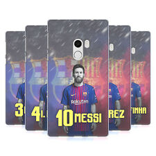OFFICIAL FC BARCELONA 2017/18 FIRST TEAM GROUP 1 SOFT GEL CASE FOR XIAOMI PHONES