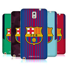 OFFICIAL FC BARCELONA 2017/18 CREST KIT SOFT GEL CASE FOR SAMSUNG PHONES 2