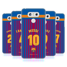 OFFICIAL FC BARCELONA 2017/18 PLAYERS HOME KIT GROUP 1 BACK CASE FOR LG PHONES 1