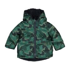 La Redoute Collections Boy Camouflage Print Padded Jacket, 3 Months3 Years