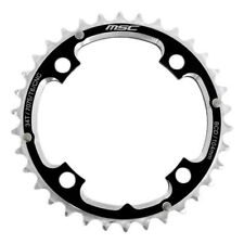Msc Cnc Alu7075 Chainring 4arm Fsa/truvativ/msc Black , Platos Msc , ciclismo