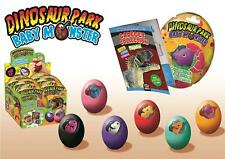 Display 6 Pz - Dinosaur Park - Uovo Con Baby Monster 2