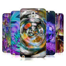 OFFICIAL HAROULITA ABSTRACT GLITCH SOFT GEL CASE FOR SAMSUNG PHONES 2