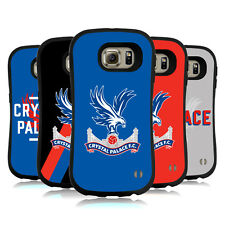 OFFICIAL CRYSTAL PALACE FC THE EAGLES HYBRID CASE FOR SAMSUNG PHONES