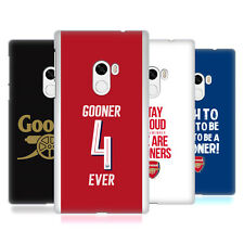 OFFICIAL ARSENAL FC GOONERS HARD BACK CASE FOR XIAOMI PHONES