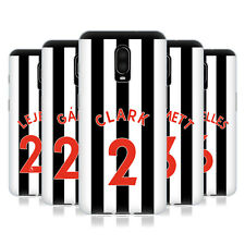 NEWCASTLE UNITED FC NUFC 2017/18 HOME KIT 1 GEL CASE FOR AMAZON ASUS ONEPLUS