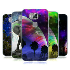 OFFICIAL HAROULITA SPACE SOFT GEL CASE FOR HUAWEI PHONES 2