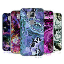 OFFICIAL HAROULITA MARBLE 2 SOFT GEL CASE FOR HUAWEI PHONES 2