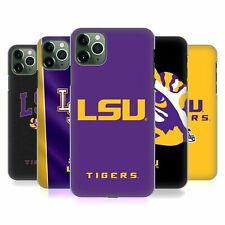 OFFICIAL LOUISIANA STATE UNIVERSITY LSU HARD BACK CASE FOR APPLE iPHONE PHONES
