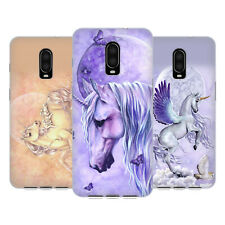 OFFICIAL SELINA FENECH UNICORNS SOFT GEL CASE FOR AMAZON ASUS ONEPLUS