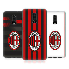 OFFICIAL AC MILAN 2017/18 CREST KIT SOFT GEL CASE FOR AMAZON ASUS ONEPLUS