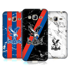 OFFICIAL CRYSTAL PALACE FC 2017/18 MARBLE SOFT GEL CASE FOR SAMSUNG PHONES 3