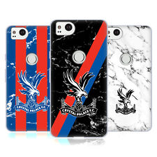 OFFICIAL CRYSTAL PALACE FC 2017/18 MARBLE SOFT GEL CASE FOR AMAZON ASUS ONEPLUS