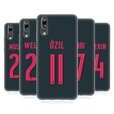 OFFICIAL ARSENAL FC 2017/18 PLAYERS THIRD KIT GROUP 1 GEL CASE FOR HUAWEI PHONES