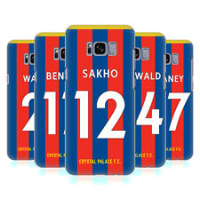 OFFICIAL CRYSTAL PALACE FC 2017/18 PLAYERS HOME KIT 2 CASE FOR SAMSUNG PHONES 1