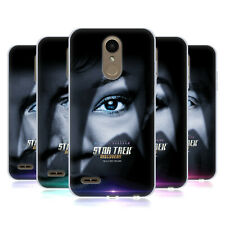 OFFICIAL STAR TREK DISCOVERY CHARACTER POSTERS SOFT GEL CASE FOR LG PHONES 1