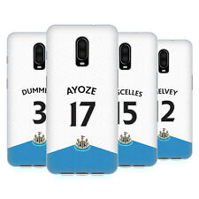 NEWCASTLE UNITED FC NUFC 2015/16 HOME KIT SOFT GEL CASE FOR AMAZON ASUS ONEPLUS