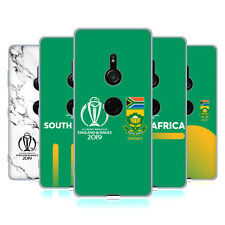 OFFICIAL ICC SOUTH AFRICA CRICKET WORLD CUP SOFT GEL CASE FOR SONY PHONES 1