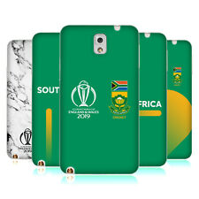 OFFICIAL ICC SOUTH AFRICA CRICKET WORLD CUP SOFT GEL CASE FOR SAMSUNG PHONES 2