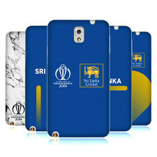 OFFICIAL ICC SRI LANKA CRICKET WORLD CUP SOFT GEL CASE FOR SAMSUNG PHONES 2