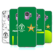 OFFICIAL ICC PAKISTAN CRICKET WORLD CUP SOFT GEL CASE FOR SAMSUNG PHONES 1