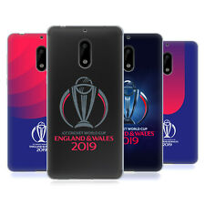 OFFICIAL ICC CWC 2019 CRICKET WORLD CUP SOFT GEL CASE FOR NOKIA PHONES 1