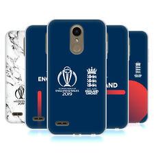 OFFICIAL ICC ENGLAND CRICKET WORLD CUP SOFT GEL CASE FOR LG PHONES 1