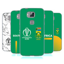 OFFICIAL ICC SOUTH AFRICA CRICKET WORLD CUP SOFT GEL CASE FOR HUAWEI PHONES 2